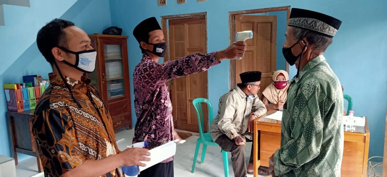 Image : PEMBAGIAN BLT-DD TAHAP II